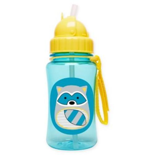 SKIP*HOP Zoo Raccoon Straw Bottle