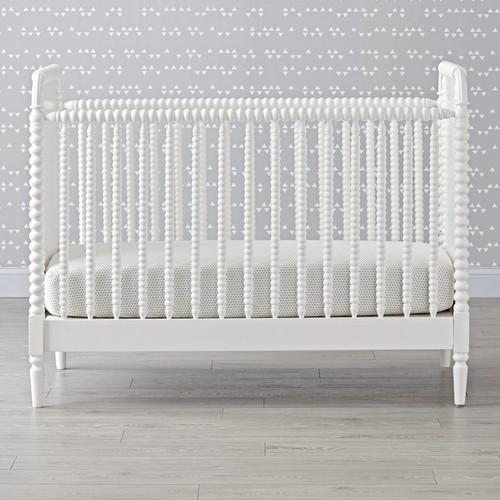 Jenny Lind White Crib