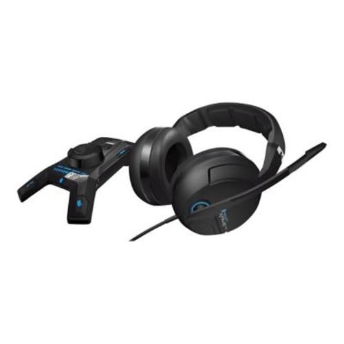 Roccat ROC-14-160 Gaming Headset, Wired/Wireless, Black