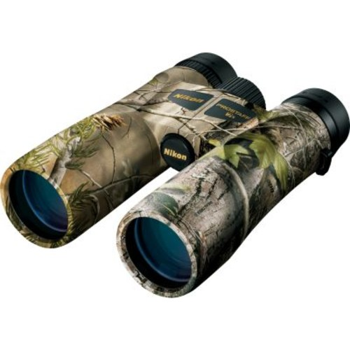 Nikon PROSTAFF 7S 10x42 Camo Binoculars [Width : 5.1; Power : 10x42]
