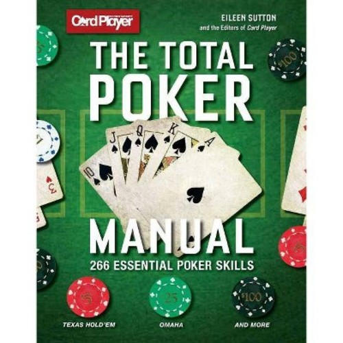 The Total Poker Manual (Paperback)