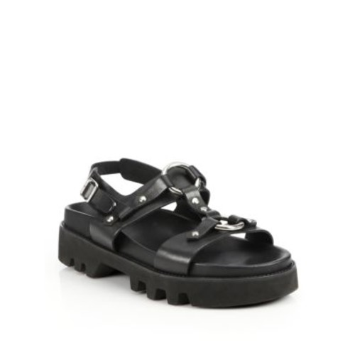 Moses Leather Sandals