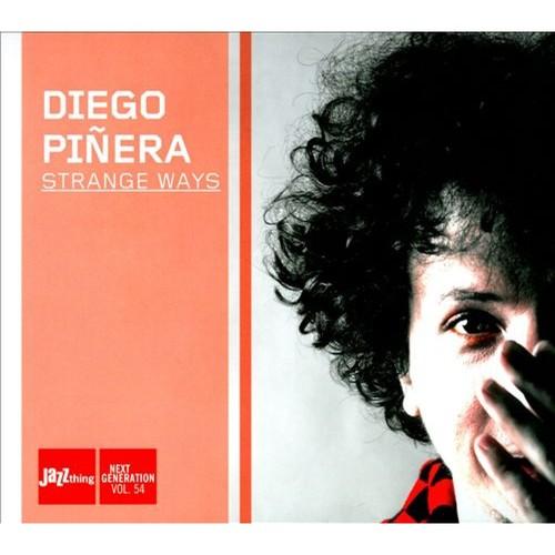 Strange Ways [CD]