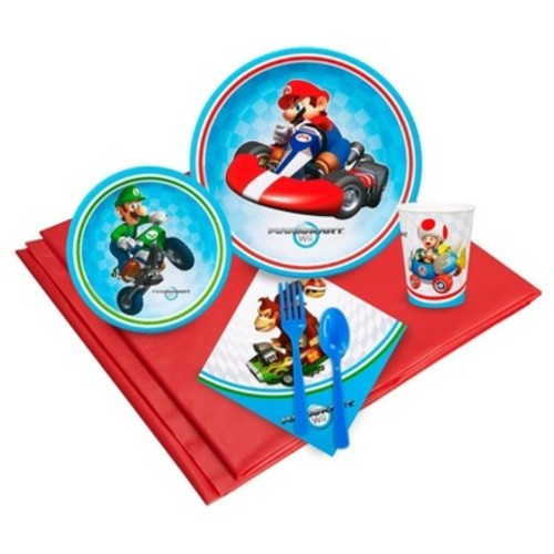 Mario Kart Wii Guest Party Pack