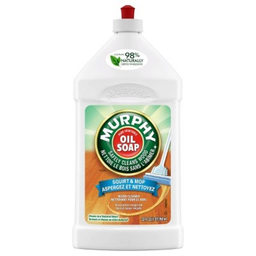 Murphy's Oil Soap Squirt and Mop Ready To Use Wood Floor Cleaner, 32 Oz [Pack of 1]