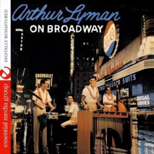 On Broadway [CD]