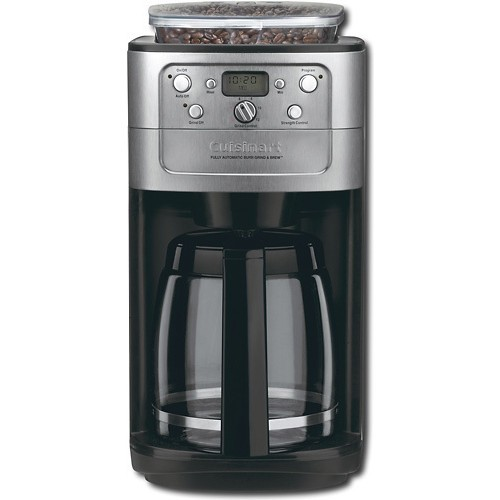 Cuisinart DGB-700BC Grind & Brew 12-Cup Automatic Coffee Maker,