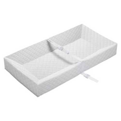 Summer Infant 4-Sided Changing Pad - White