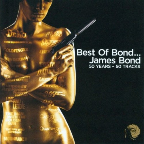 Various - Best of bond 50th anniversary (CD)