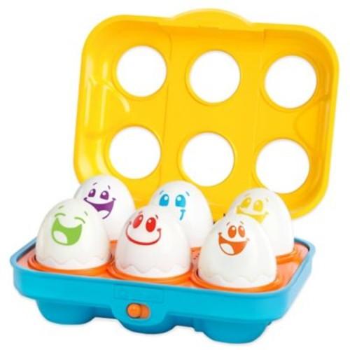 Bright Starts Giggling Gourmet Put 'n Shake Eggs