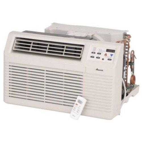 Amana 12,000 BTU 230/208-Volt Through-the-Wall Air Conditioner with Remote