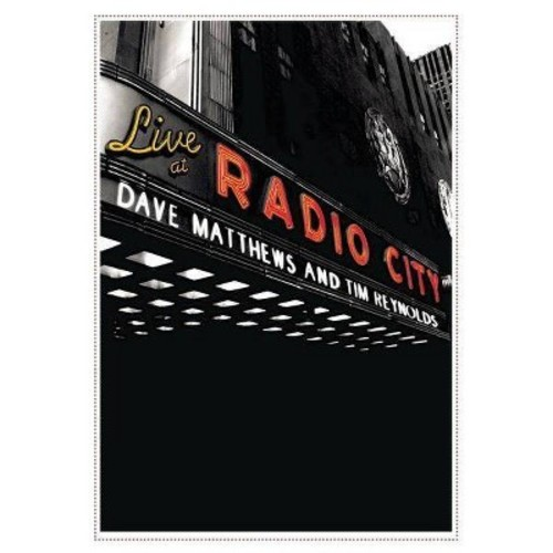 Dave Matthews and Tim Reynolds: Live at Radio City Music Hall (dvd_video)