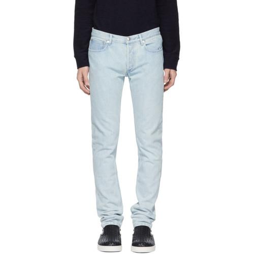 Indigo Stone Petit New Standard Jeans