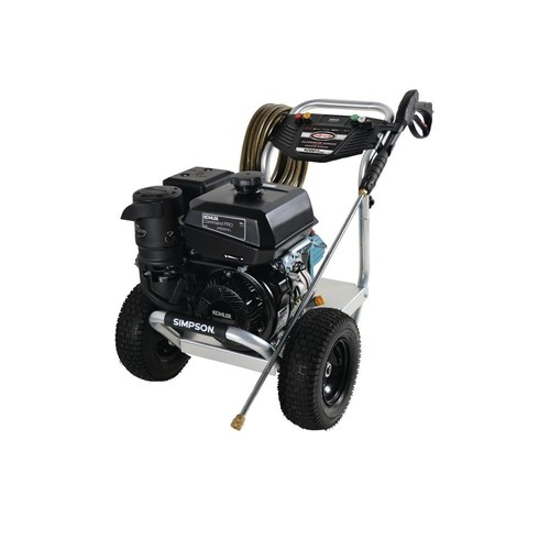 Simpson Aluminum Series 4,200 psi 4.0 GPM Cold Water Gas Pressure Washer