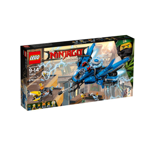 LEGO The Ninjago Movie Set - Lightning Jet