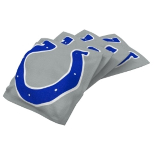 Wild Sports Indianapolis Colts XL Cornhole Bean Bags