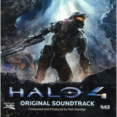 Halo 4 [Original Soundtrack] [CD]