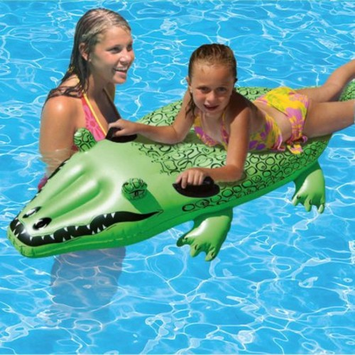 Poolmaster 81748 Alligator Rider