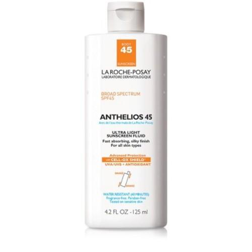 La Roche-Posay Anthelios Ultra Light Sunscreen Fluid-SPF 45 - 4.2oz