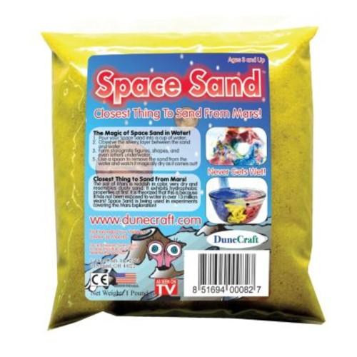 Dunecraft Space Sand 1 oz. Yellow Science Kit