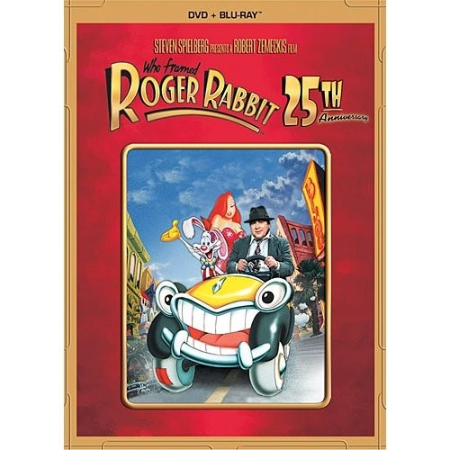 Who Framed Roger Rabbit-25th Anniversary Edition (Blu-ray + DVD)