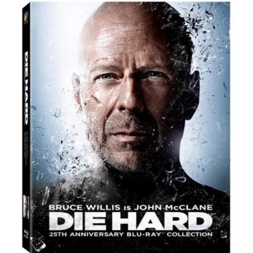 Die Hard: 25th Anniversary Collection (Die Hard / Die Hard 2: Die Harder / Die Hard with a Vengeance / Live Free or Die Hard / Decoding Die Hard)(Blu-ray)Show More +