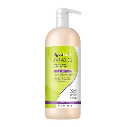 DevaCurl Arc Angel Firm Hold Defining Gel, 32-Ounce Bottle [32 oz]