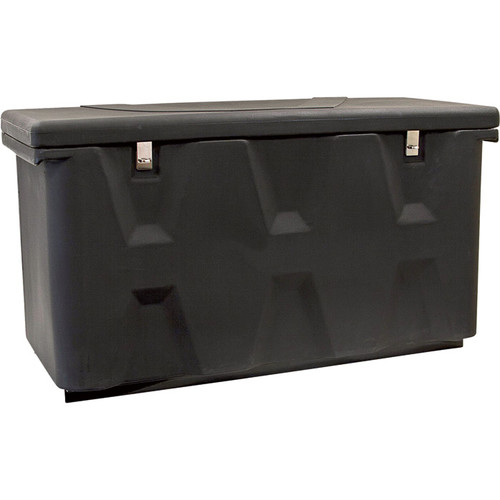 RomoTech All-Purpose Poly Tailgate Cargo Chest  17 Cu. Ft., 300-Lb. Capacity, Model# 82123385F