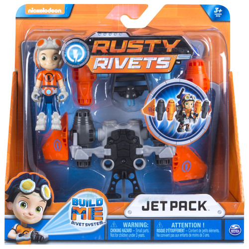 Rusty Rivets Build Me Rivet System Jet Pack Set