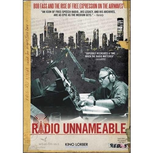 Radio Unnameable: Bob Fass, Arlo Guthrie, Robert Downey, Sr., Judy Collins, Judith Malina, Paul Lovelace: Movies & TV