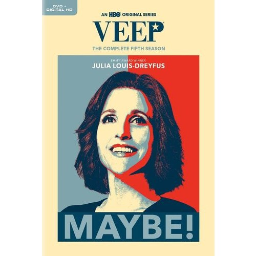 Veep: The Complete Fifth Season [DVD]