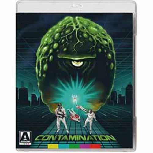 Contamination [2 Discs] [Blu-ray/DVD]