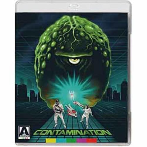 Contamination [2 Discs] [Blu-ray/DVD]