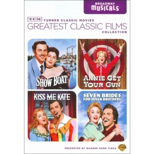 TCM Greatest Classic Films Collection: Broadway Musicals [2 Discs]