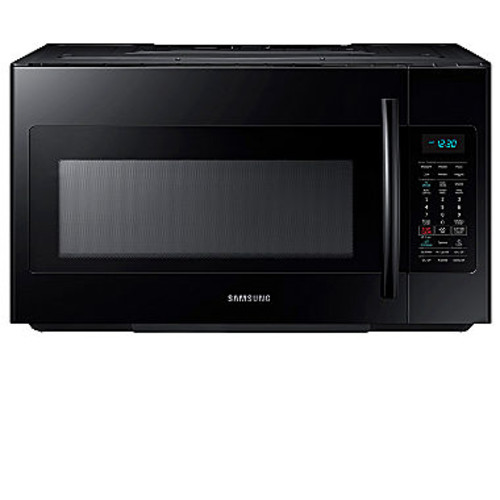 Samsung - 1.8 cu. ft. Over-the-Range Microwave with Sensor Cooking - Black