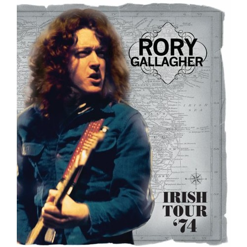 Irish Tour 1974 [Video] [Blu-Ray Disc]