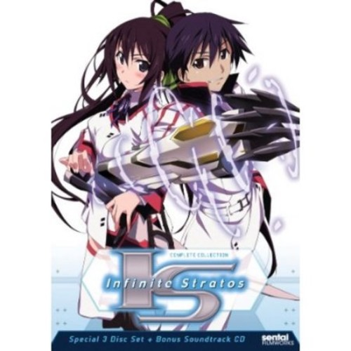 Infinite Stratos: Complete Collection (Widescreen)