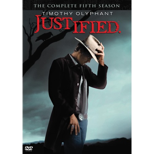 Justified: The Complete Fifth Season [3 Discs] [DVD]