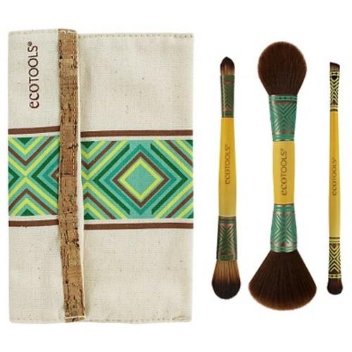 EcoTools Boho Luxe Duo Cosmetic Brush Set