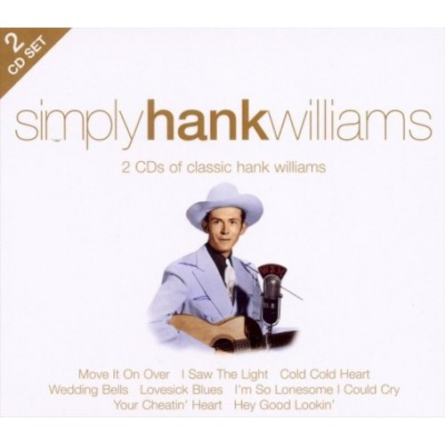 Simply Hank Williams [CD]