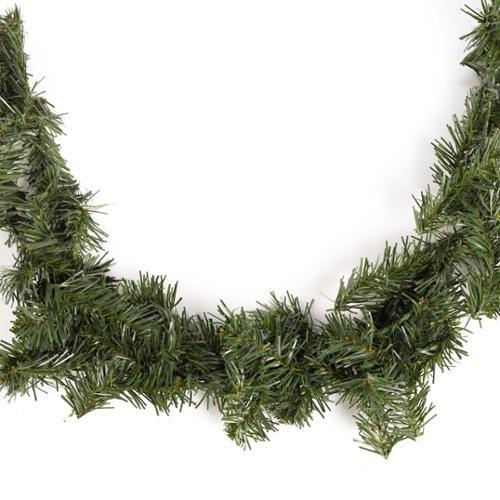 Sterling 9' Unlit Canadian Pine Christmas Garland