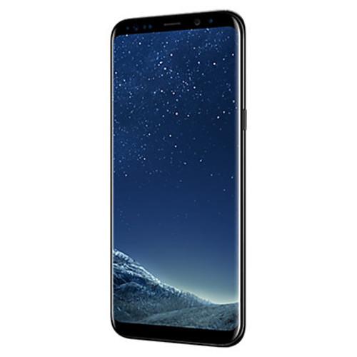 Samsung Galaxy S8+ G955F Cell Phone, Midnight Black, PSN100984