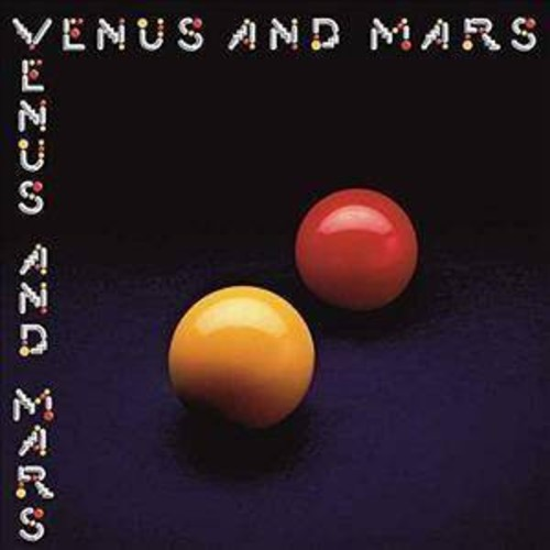 Paul Mccartney - Venus And Mars (Vinyl)