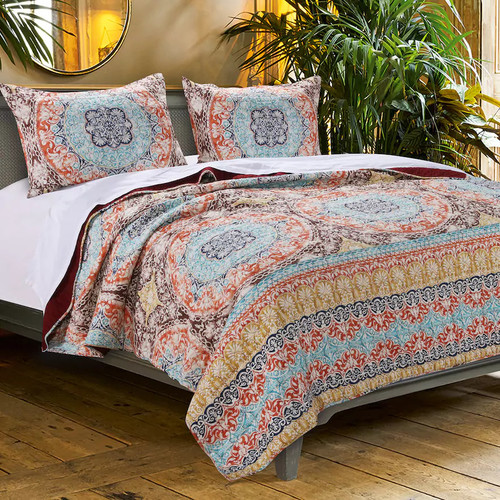 Olympia Quilt Set