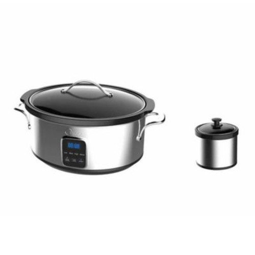 Midea 6 qt. Slow Cooker with Food Warmer