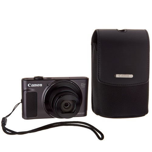 Canon PowerShot SX620 HS 20MP 25X Zoom Digital Camera with Case \u0026 SD