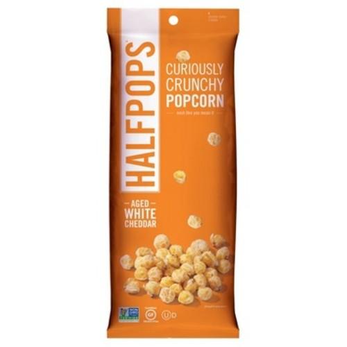 Halfpops Aged White Cheddar Popcorn - 4.5oz