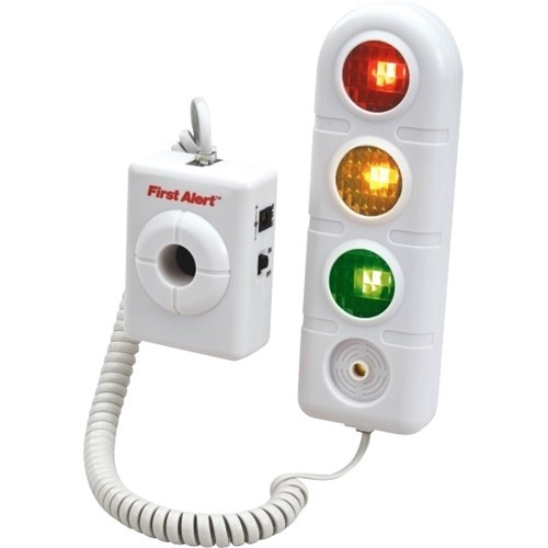 First Alert - Parking Alert Sensor - White