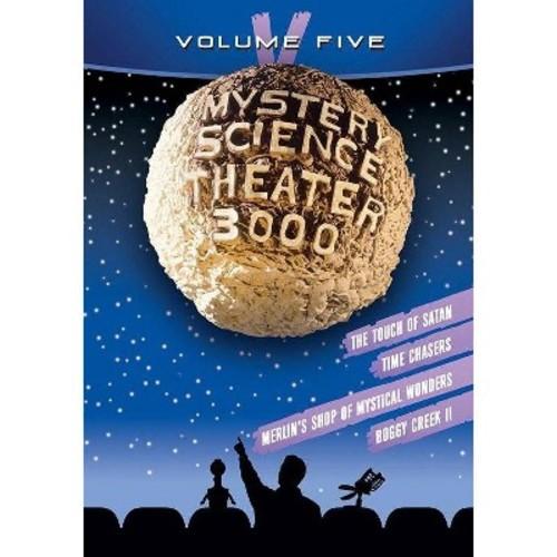 Mystery Science Theater 3000:Vol V (DVD)