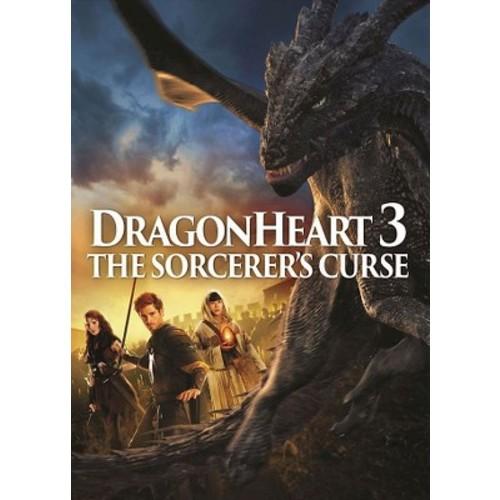 Dragonheart 3: The Sorcerer's Curse (DVD)